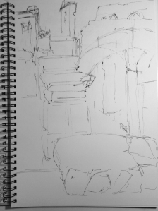 Daily Sketches 9