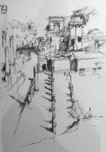 ROME DAILY SKETCHES FORUM