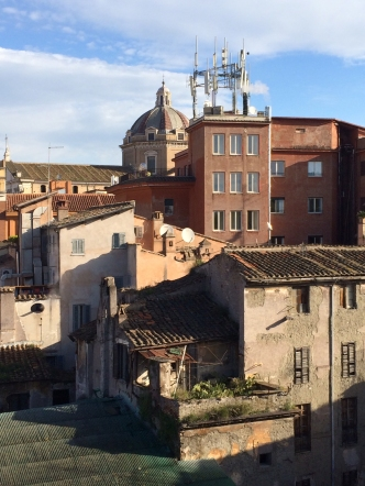 Rome outside of my window 21